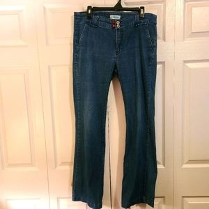 Z. Cavaricci Jeans size 14